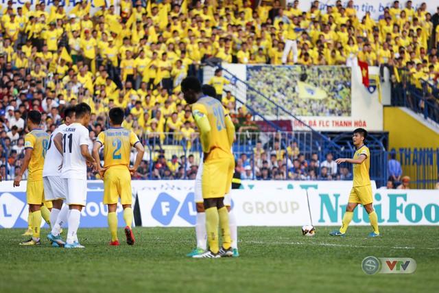 ẢNH: FLC Thanh Hóa giành trọn 3 điểm trước SLNA - Ảnh 6.