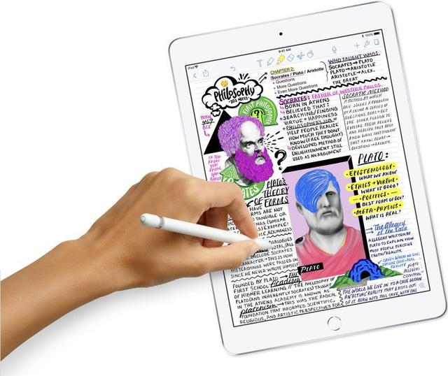 iPad 2018 lên kệ: Thêm lựa chọn tablet giá vừa phải cho người dùng - Ảnh 1.