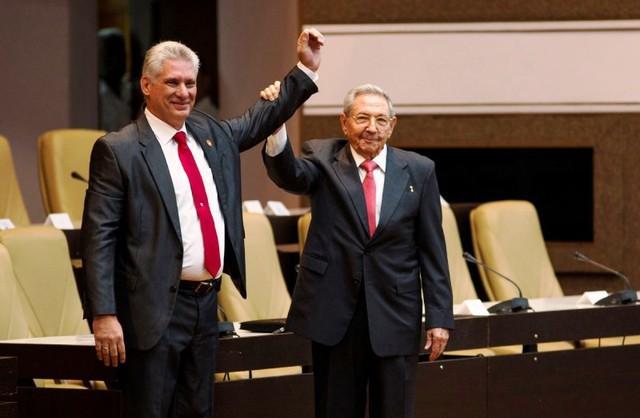 Người dân Cuba lạc quan về nhà lãnh đạo mới - Ảnh 1.