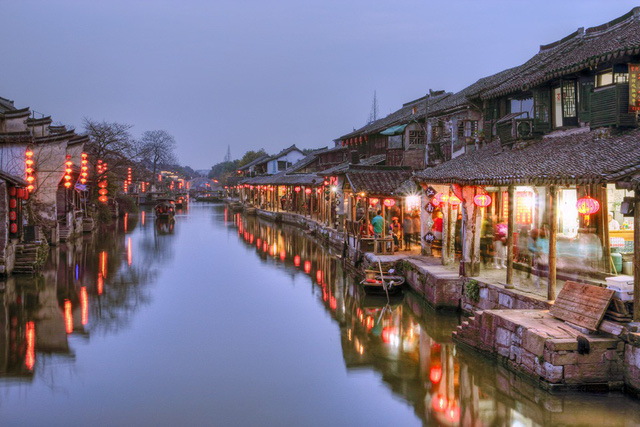 Bạn đã biết đây mới là cổ trấn đẹp nhất của Trung Quốc chưa? - Ảnh 3.