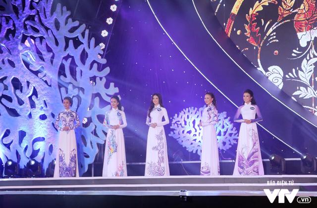 Những hình ảnh ấn tượng đêm Chung kết Hoa hậu Biển Việt Nam toàn cầu 2018 - Ảnh 4.