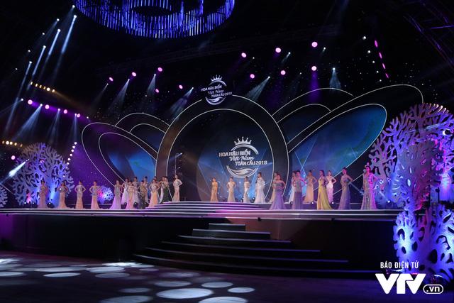 Những hình ảnh ấn tượng đêm Chung kết Hoa hậu Biển Việt Nam toàn cầu 2018 - Ảnh 13.