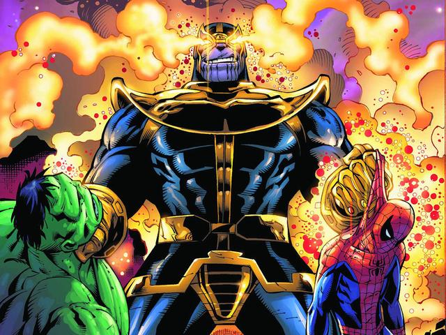 Vì sao Thanos muốn xóa sổ vũ trụ trong Avengers: Infinity War? - Ảnh 2.