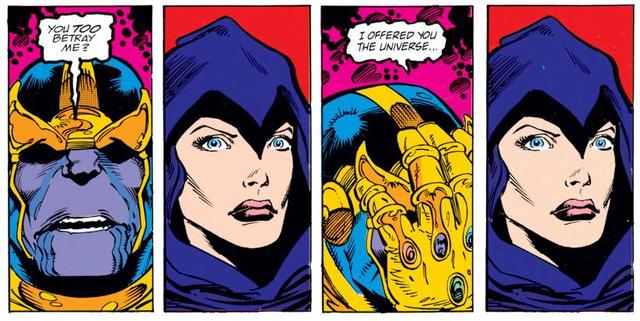 Vì sao Thanos muốn xóa sổ vũ trụ trong Avengers: Infinity War? - Ảnh 3.