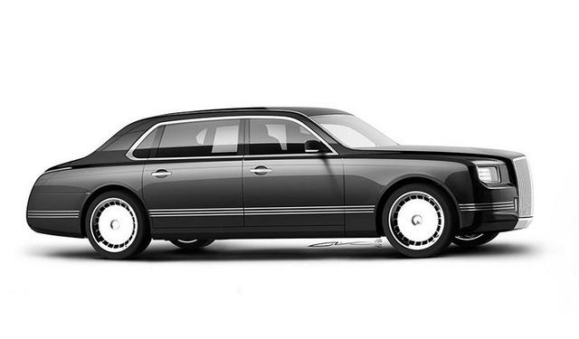 Khám phá limousine chống đạn mới Tổng thống Putin sắp hoàn thành - Ảnh 1.