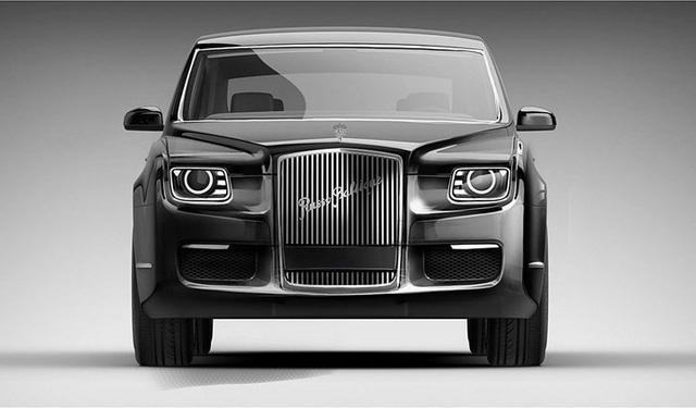 Khám phá limousine chống đạn mới Tổng thống Putin sắp hoàn thành - Ảnh 4.