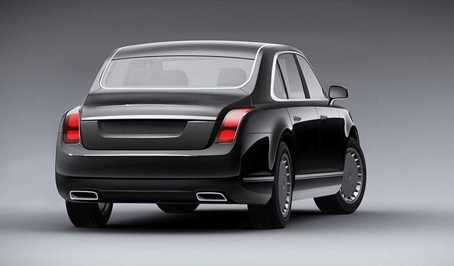 Khám phá limousine chống đạn mới Tổng thống Putin sắp hoàn thành - Ảnh 5.