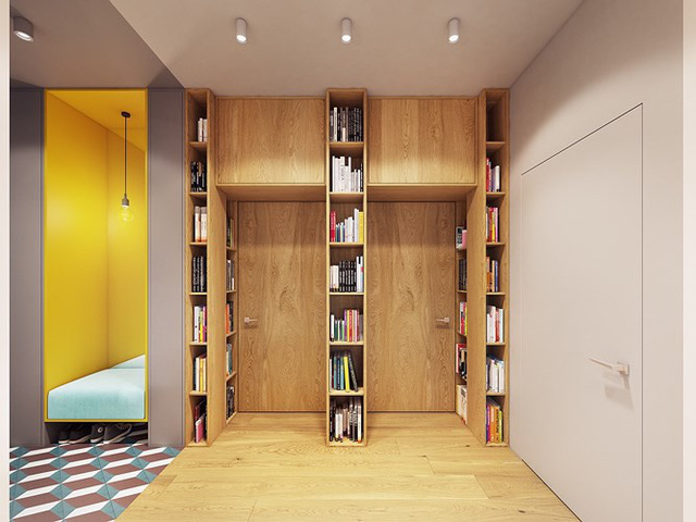 Ngôi nhà đẹp dành cho chủ nhân yêu sách - Ảnh 9.