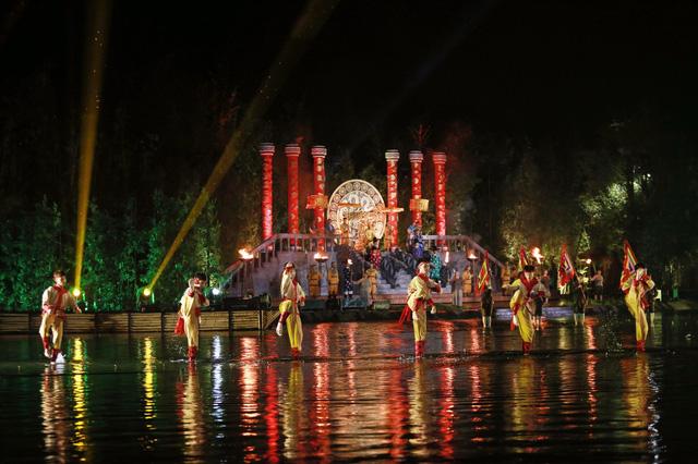 Sân khấu Tinh hoa Bắc bộ - The Quintessence of Tonkin: Gạn đục khơi trong để du khách hiểu và yêu văn hóa Việt - Ảnh 5.