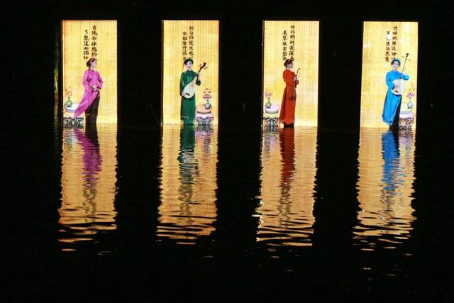 Sân khấu Tinh hoa Bắc bộ - The Quintessence of Tonkin: Gạn đục khơi trong để du khách hiểu và yêu văn hóa Việt - Ảnh 6.