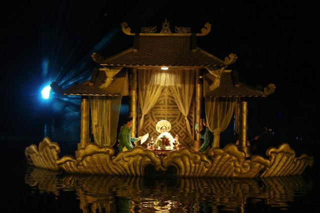 Sân khấu Tinh hoa Bắc bộ - The Quintessence of Tonkin: Gạn đục khơi trong để du khách hiểu và yêu văn hóa Việt - Ảnh 7.