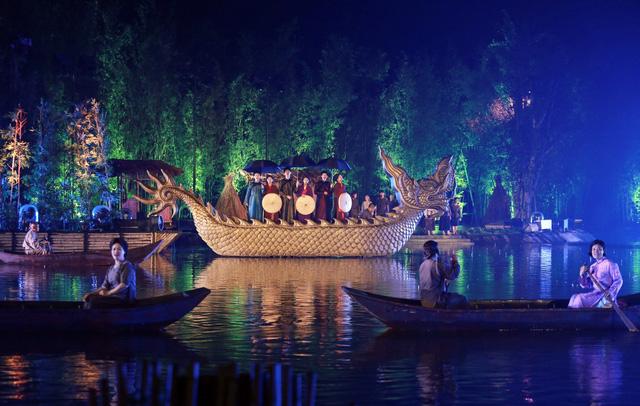 Sân khấu Tinh hoa Bắc bộ - The Quintessence of Tonkin: Gạn đục khơi trong để du khách hiểu và yêu văn hóa Việt - Ảnh 10.