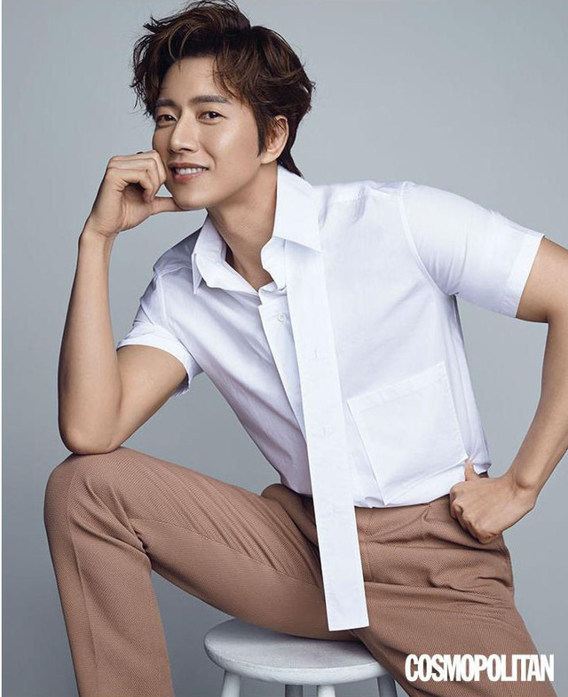 Park Hae Jin và Yoo Ah In đọ độ lạnh lùng trên tạp chí - Ảnh 5.