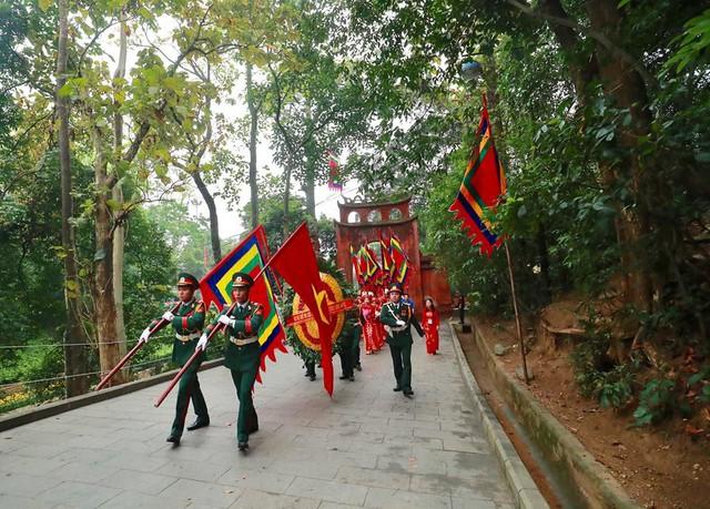 Giỗ tổ Hùng Vương: Thủ tướng dâng hương tưởng niệm các vua Hùng - ảnh 4