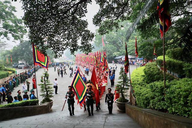 Giỗ tổ Hùng Vương: Thủ tướng dâng hương tưởng niệm các vua Hùng - ảnh 3