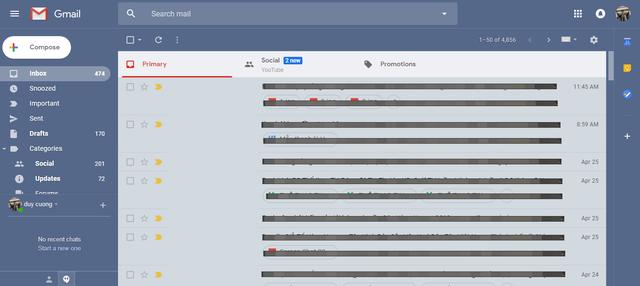 Bạn đã biết Google vừa ra mắt giao diện mới cho Gmail? - Ảnh 3.
