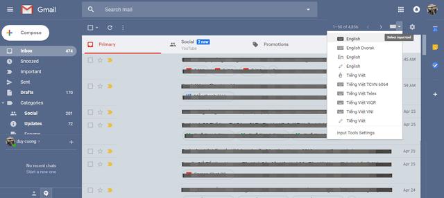 Bạn đã biết Google vừa ra mắt giao diện mới cho Gmail? - Ảnh 4.