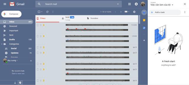 Bạn đã biết Google vừa ra mắt giao diện mới cho Gmail? - Ảnh 9.