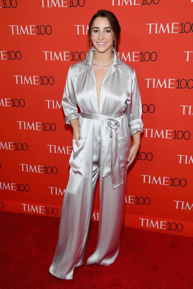 Jennifer Lopez tỏa sáng tại Gala tôn vinh 100 nhân vật có ảnh hưởng nhất thế giới - Ảnh 9.