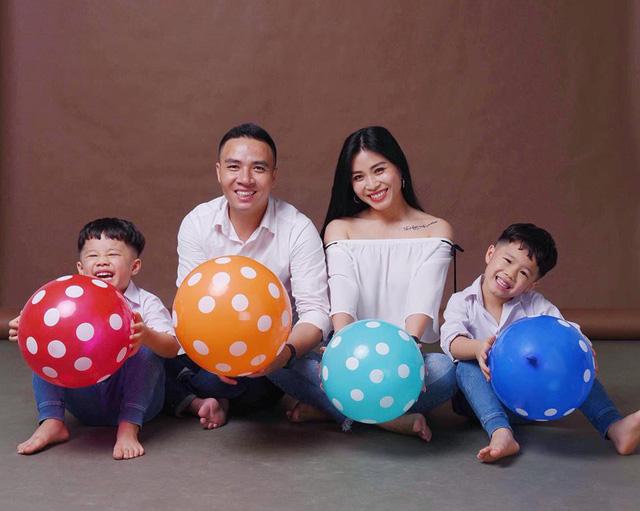 MC Hoàng Linh khoe bộ ảnh gia đình cực đáng yêu - Ảnh 13.