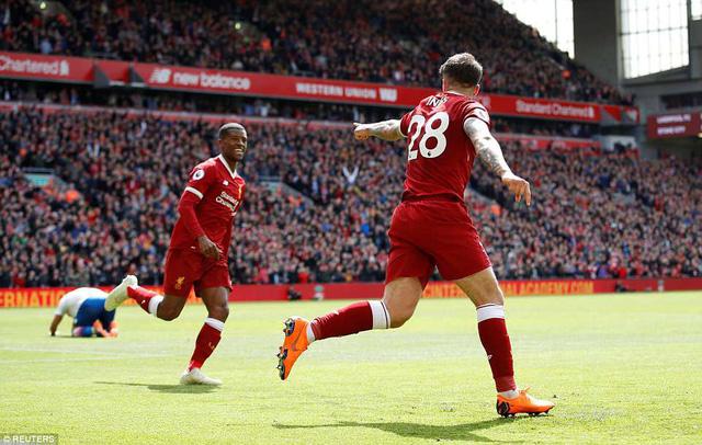 Salah tịt ngòi, Liverpool chia điểm thất vọng giữa lúc nước sôi lửa bỏng - Ảnh 1.