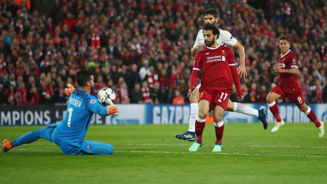 """Giày vàng châu Âu: Cuộc đua """"không cân sức"""" giữa Messi và Salah - Ảnh 2."""