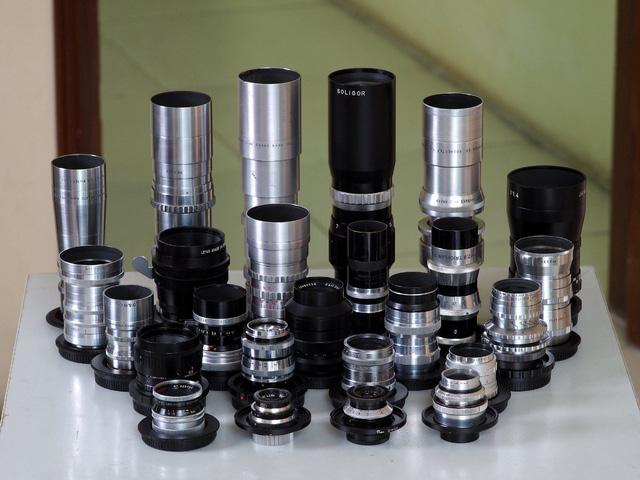 Ống kính 16mm Cine hồi sinh - Ảnh 4.