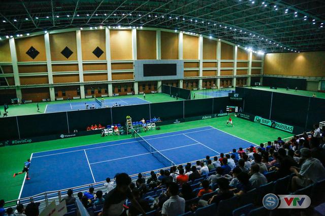 ẢNH: Lý Hoàng Nam ra quân thắng lợi tại Davis Cup - Ảnh 11.