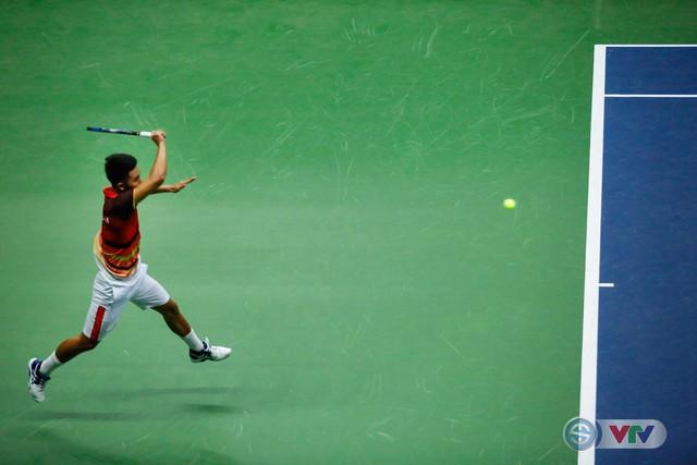 ẢNH: Lý Hoàng Nam ra quân thắng lợi tại Davis Cup - Ảnh 5.