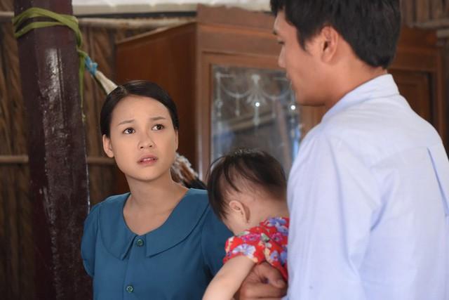 Con gái Thân Thúy Hà đẹp bay bổng trong bộ ảnh mới - Ảnh 10.