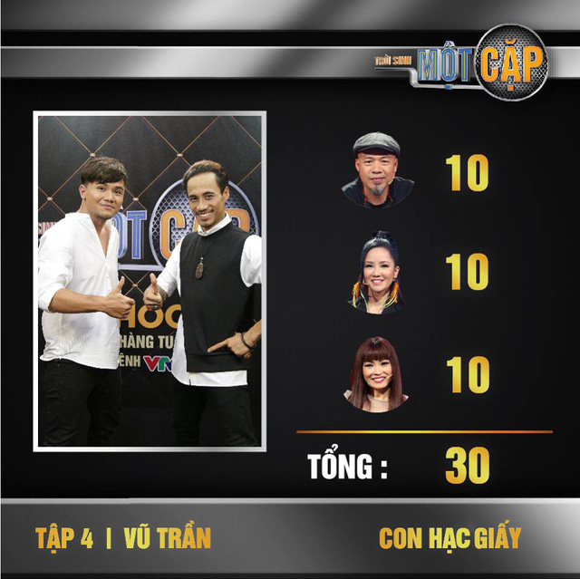 Đạo diễn Vũ Trần và Phạm Anh Khoa giành điểm tuyệt đối trong Trời sinh một cặp - Ảnh 1.