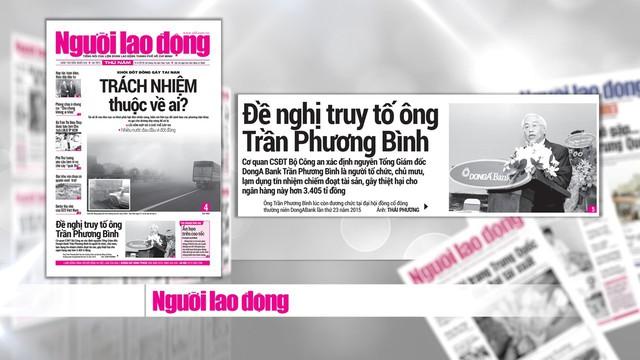 """Vũ """"nhôm"""" đã làm gì để Trần Phương Bình phải cố ý làm trái nhiều quy định? - Ảnh 1."""