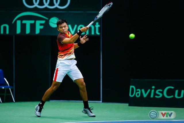 ẢNH: Thắng Qatar, ĐT quần vợt Việt Nam trở lại nhóm II Davis Cup - Ảnh 9.