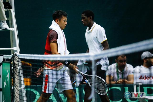 ẢNH: Thắng Qatar, ĐT quần vợt Việt Nam trở lại nhóm II Davis Cup - Ảnh 13.