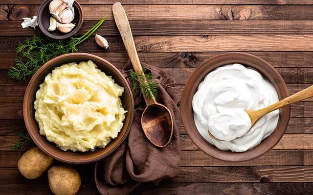 Cách dùng khoai tây chăm sóc da dễ dàng - Ảnh 2.