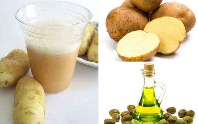 Cách dùng khoai tây chăm sóc da dễ dàng - Ảnh 5.