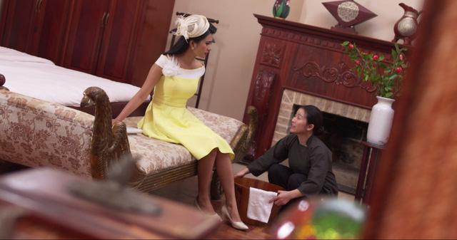 Mộng phù hoa - Tập 19: Ba Trang đạt danh hiệu Ngôi sao Sài Gòn - Ảnh 4.