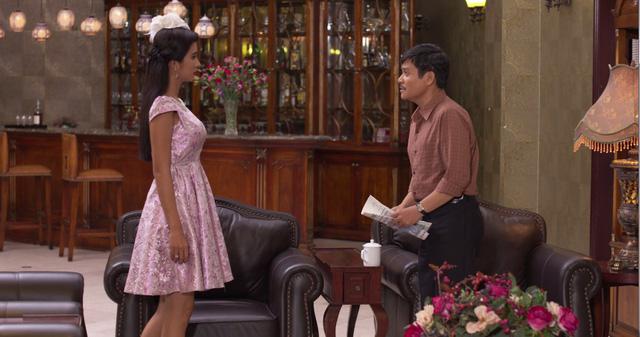 Mộng phù hoa - Tập 19: Ba Trang đạt danh hiệu Ngôi sao Sài Gòn - Ảnh 3.