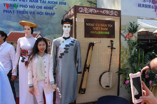 Lễ hội Việt Nam tại Aichi (Nhật Bản) thu hút hàng trăm nghìn lượt khách thăm quan - Ảnh 5.