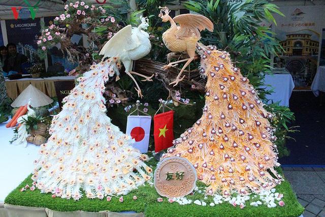 Lễ hội Việt Nam tại Aichi (Nhật Bản) thu hút hàng trăm nghìn lượt khách thăm quan - Ảnh 2.