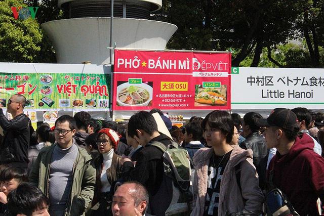 Lễ hội Việt Nam tại Aichi (Nhật Bản) thu hút hàng trăm nghìn lượt khách thăm quan - Ảnh 6.