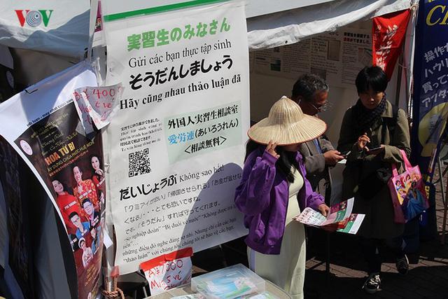 Lễ hội Việt Nam tại Aichi (Nhật Bản) thu hút hàng trăm nghìn lượt khách thăm quan - Ảnh 7.