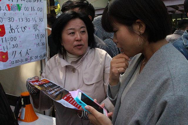 Lễ hội Việt Nam tại Aichi (Nhật Bản) thu hút hàng trăm nghìn lượt khách thăm quan - Ảnh 8.
