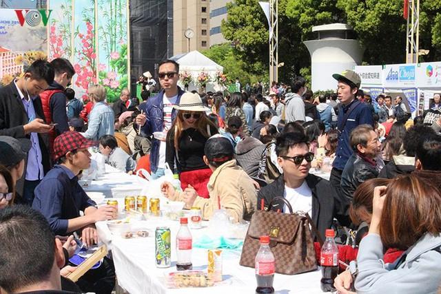 Lễ hội Việt Nam tại Aichi (Nhật Bản) thu hút hàng trăm nghìn lượt khách thăm quan - Ảnh 3.