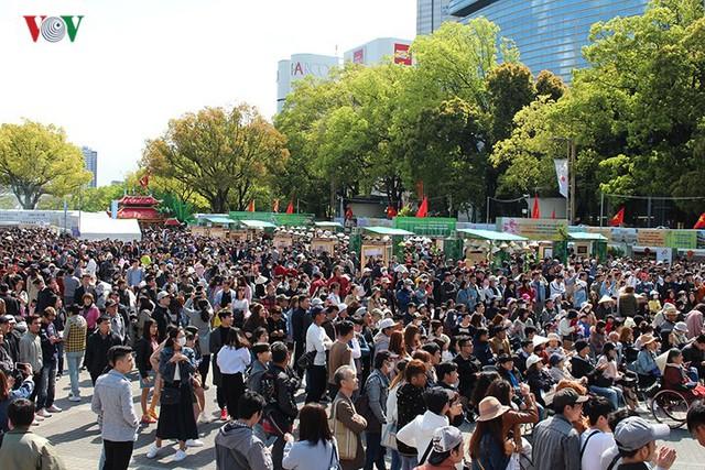 Lễ hội Việt Nam tại Aichi (Nhật Bản) thu hút hàng trăm nghìn lượt khách thăm quan - Ảnh 1.