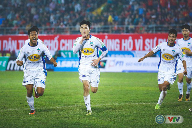 Lịch tường thuật trực tiếp V.League 2018 hôm nay: Tâm điểm Sanna Khánh Hoà – HAGL - Ảnh 1.