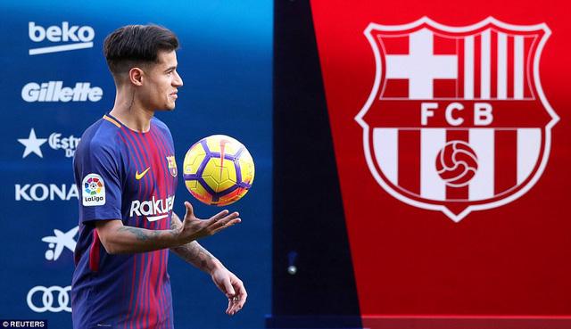 CHÍNH THỨC: Coutinho ra mắt CLB mới, Barcelona - Ảnh 9.