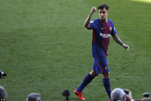 CHÍNH THỨC: Coutinho ra mắt CLB mới, Barcelona - Ảnh 2.