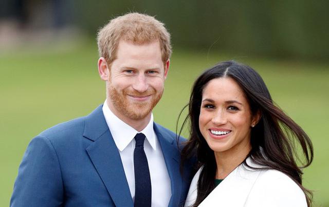 Đám cưới Harry và Meghan: Bước ngoặt cho cộng đồng da màu tại Anh - Ảnh 1.