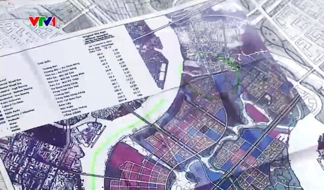 Quy hoạch hiện tại của Thủ Thiêm lệch so với bản đồ gốc - Ảnh 1.